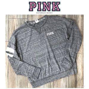 LIKE NEW PINK Victoria's Secret Sweatshirt S $49!